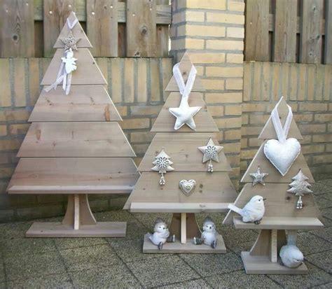 Kerstboom Hout Maken by Kerstboom Schutting Hout Kerstmis
