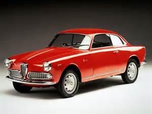 Alfa Romeo Giulietta Sprint Alfa Romeo Giulietta Sprint Bertone 1954 1965 Alfa Romeo