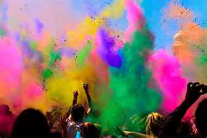 holi color color of holi