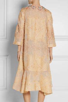 desain gaun organza biyan atalia embellished tulle and silk organza dress