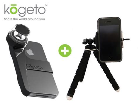 Records 360 Opt Out The Kogeto Dot Istabilizer A 360 176 Iphone Lens To Record The World Around You