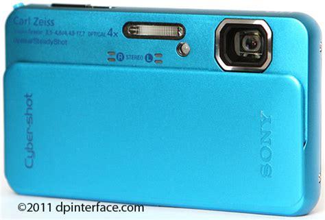 Kamera Sony Cybershot Waterproof sony cyber tx10 review dp interface dp interface