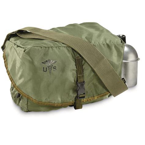 u s issue tri fold medic bag new 611817