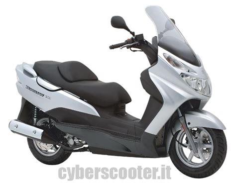 Suzuki Burgman 150 Cyberscooter