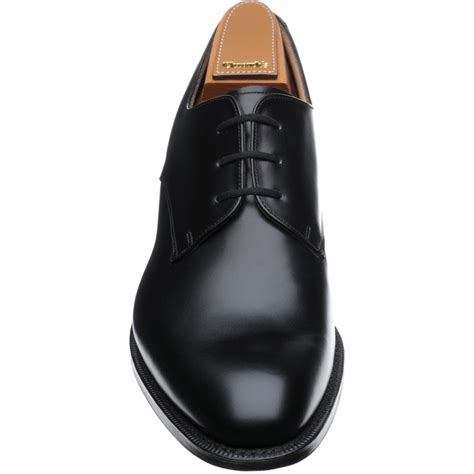 church shoes church shoes church office oslo derby shoe in black