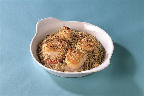 ricette di sedano rapa ricetta capesante gratinate su pur 232 di sedano rapa la