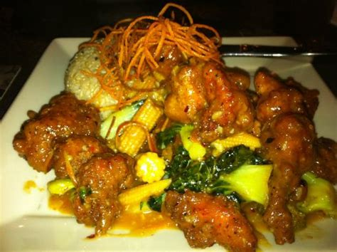 yard house orange county orange chicken spicy but wonderful picture of yard house springfield tripadvisor