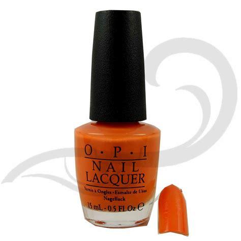 Mr Color 59 Orange Lacquer 10ml opi nail varnish lasting nail