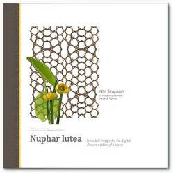 Nuphar Lutea Botanical Images For The Digital