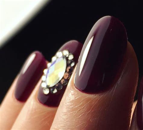 burgundy nail color 2016 nail trends coffin nails matte nail and nail
