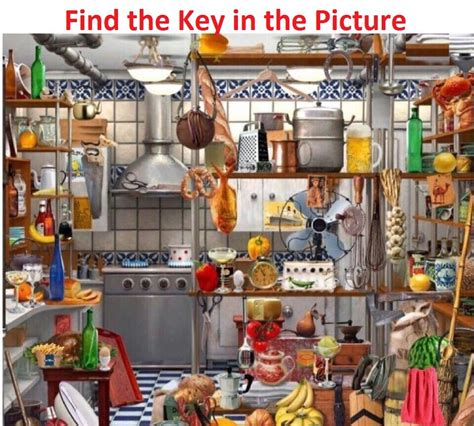 Find With Find The Key In The Picture Whatsapp Puzzles World Quiz Riddles And Messages