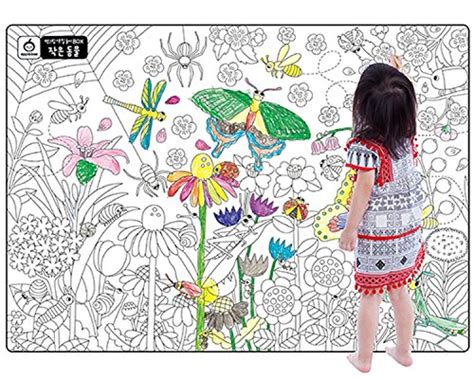doodle do children s clothing a set of 4 wall size coloring posters for