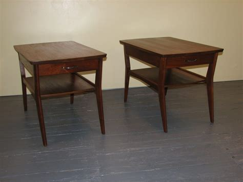 Mersman Furniture by Mid Century Modern Mersman Tables 3pc Specializing In Mid