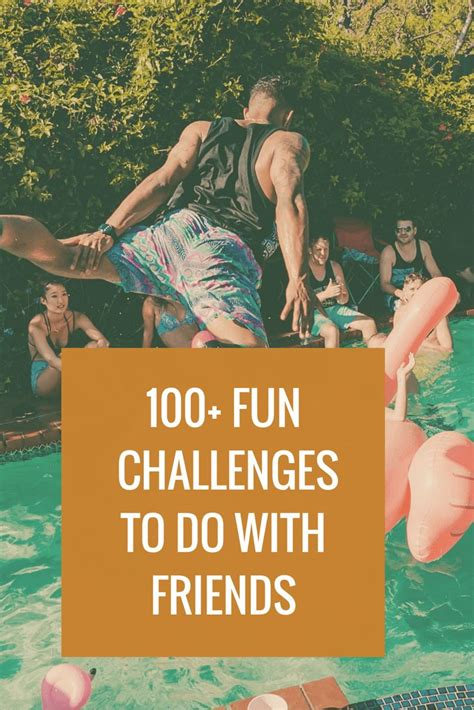 challenges to do with friends 25 best ideas about friend challenges on o2l