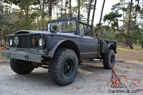 Jeep M715 Diesel For Sale 1967 M715 Cummins 4bt Many Other Mods