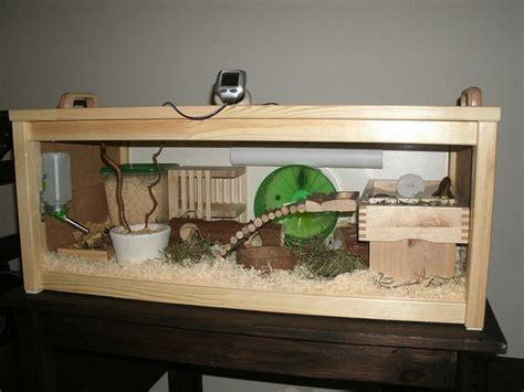 Hamster Berikut Kandang kriteria kandang hamster yang umum digunakan lengkap okdogi