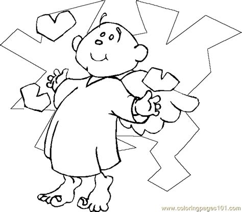 coloring pages of baby angels coloring angel baby feet coloring pages