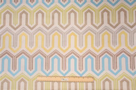 Elephant Upholstery Fabric by Claridge Squiggle Tapestry Upholstery Fabric In Elephant