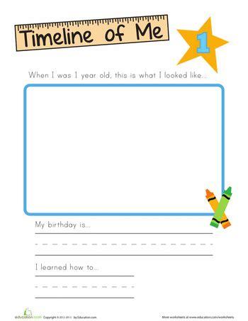 kindergarten activities myself 8 worksheets celebrating me myself and i education com