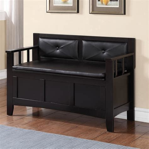 bench depot linon home decor carlton black bench 84021blk 01 kd u the home depot