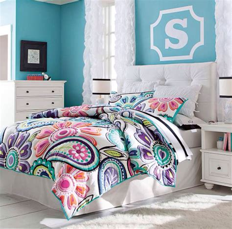 teen bedding ideas pb teen girls bedroom girls bedroom pinterest