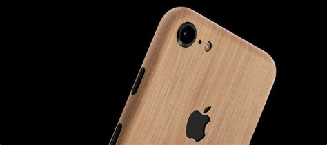 Garskin Iphone 8 Plus 3m Skin Garskin Leather Brown 2 iphone 8 skins wraps covers 187 dbrand