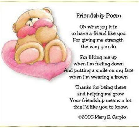 poem for friend 25 best friendship poems for true friends