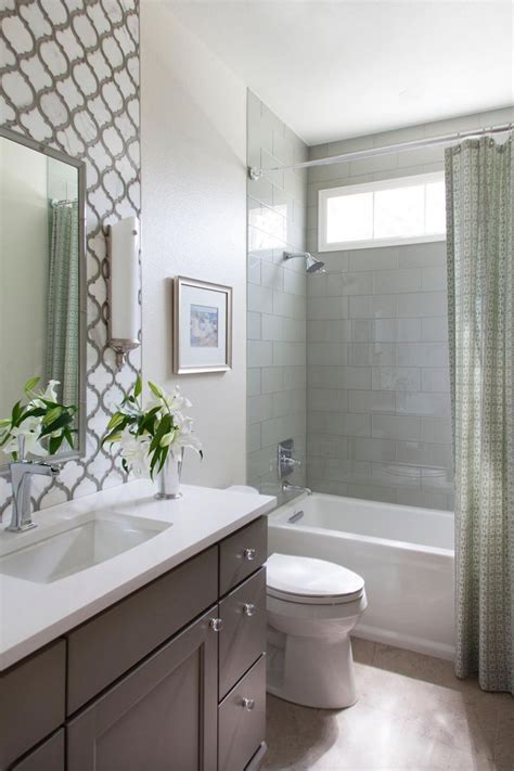 Guest Bathroom Ideas Tile Home Decor Breathtaking Guest