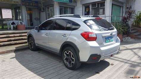 subaru cars 2014 subaru xv 2014 car for sale calabarzon