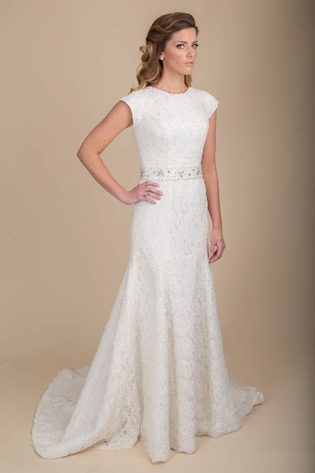 modest lace wedding dresses with sleeves modest lace wedding dress