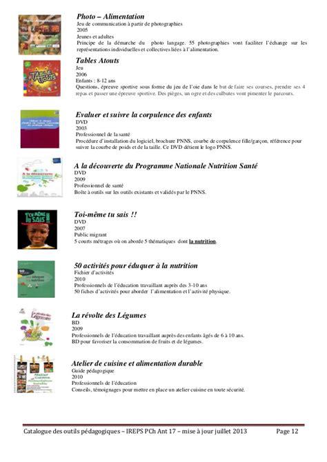 ireps17 catalogue outils p 233 dagogiques antenne 17
