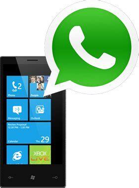 mobile whatapp whatsapp 276 install for windows phones