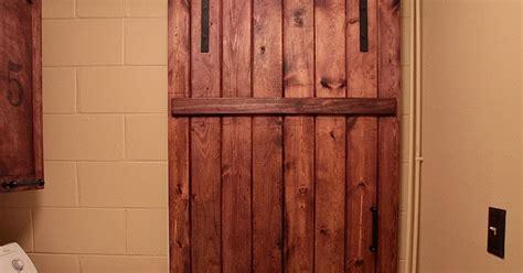Epbot Make Your Own Sliding Barn Door For Cheap Make Your Own Sliding Barn Door