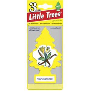 Air Fresheners Trees Trees Air Freshener Air Fresheners Vanillaroma 3