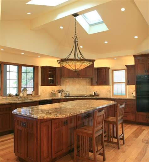 mission style kitchen lighting craftsman style lighting craftsman style semiflush