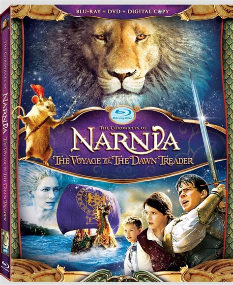 new narnia film release dvd blu ray box art specs and release date for narnia