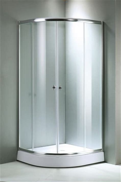 Curved Shower Door by Curved Sliding Door Shower Enclosure Jl244aa Id 6502693