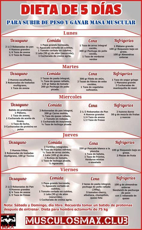 alimentos para subir masa muscular dieta de 5 d 237 as para subir de peso y ganar masa muscular