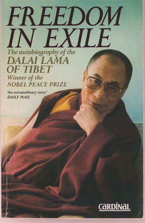 exle biography someone freedom in exile the autobiography of the dalai lama