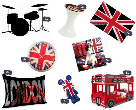 Decoration Chambre Theme Londres by Deco Chambre Ado Theme Londres