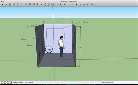 design a room google sketchup sketchup room design 1 youtube