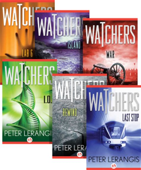 watchers series 171 lerangis