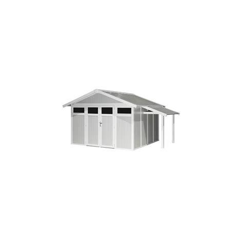 serre de jardin tunnel 1701 abri jardin pvc grosfillex gamme utility fabrication