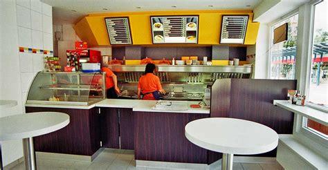 gastronomie design imbisseinrichtungen beispiele gastronomie design