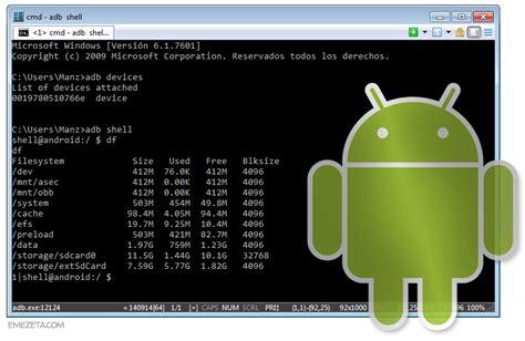 adb android 10 trucos para mejorar la terminal de windows taringa