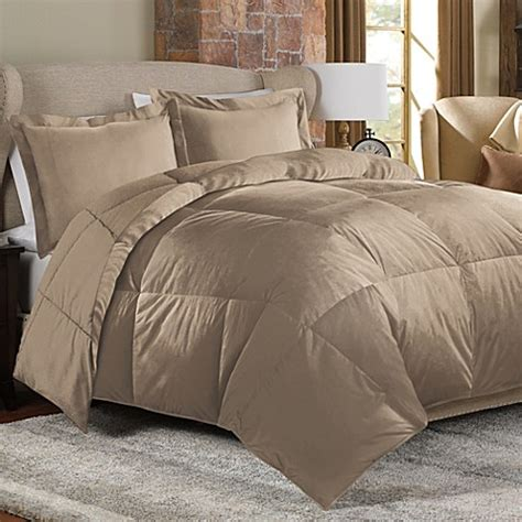 seasons collection down comforter buy the seasons collection 174 soft and cozy comforter set in