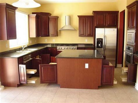 kitchen wall color ideas pthyd yellow kitchen walls with dark cabinets google search