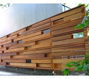 Horizontal Wood Fence Design Horizontal Wood Privacy Fence Creative Fence Designs