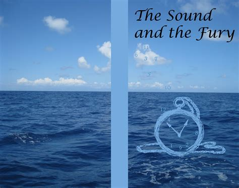 Sound And Fury the sound and the fury book cover perrikeehn