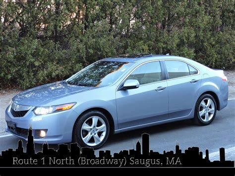 2009 acura tsx navigation system used 2009 acura tsx e350 luxury at auto house usa saugus